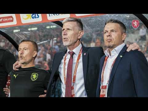 ČR A | Tisková konference s asistentem trenéra Jiřím Chytrým