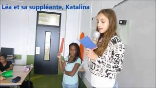 ELECTIONS DELEGUES DE CLASSE 6D COLLEGE CESARIA EVORA