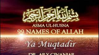 Asma Ul Husna _99 Names of Allah by Dr  Ary Ginanjar(Astro Oasis)-5289
