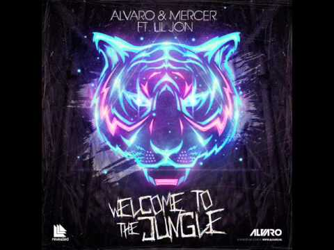 Alvaro, Mercer feat. Lil Jon - Welcome To The Jungle (Dest Mashup)