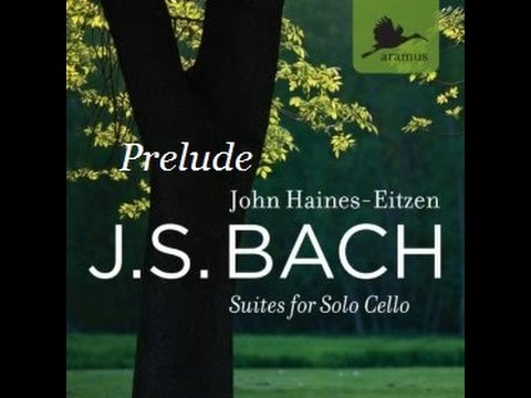 Cello Suite No1 in G  J.S. Bach - PRELUDE