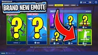 The NEW DAILY Items In Fortnite: Battle Royale! (Skin Reset #87)
