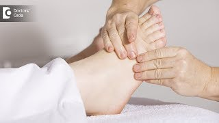 Burning sensation in feet Causes & Remedies - Ms. Sushma Jaiswal