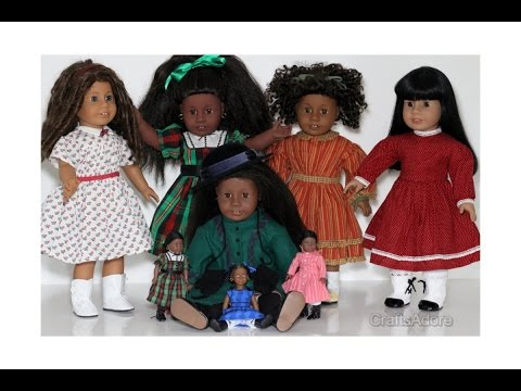 Opening Addy Outfits Haul 2015 For Our Addy Walker American Girl Doll ~HD~