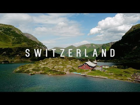 How to Spend a Weekend in Switzerland // Cinematic Vlog