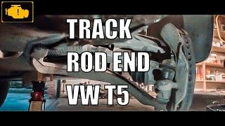 Track Rod End Replacement vw t5 , wymiana końcówki drążka kierowniczego VW T5