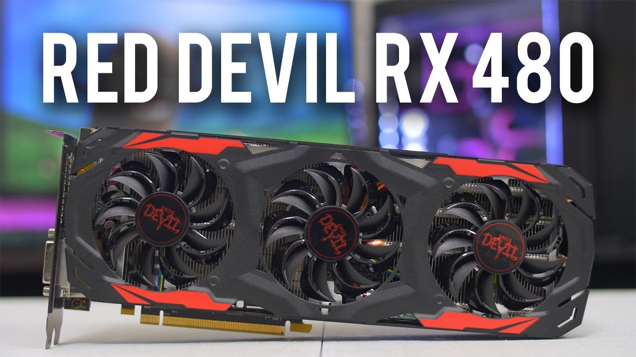 PowerColor Red Devil RX 480: Wicked!