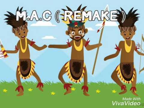 Ae Mama Sio - Pace'Santana - ( M.A.C REMAKE ) - Music Anak Coment