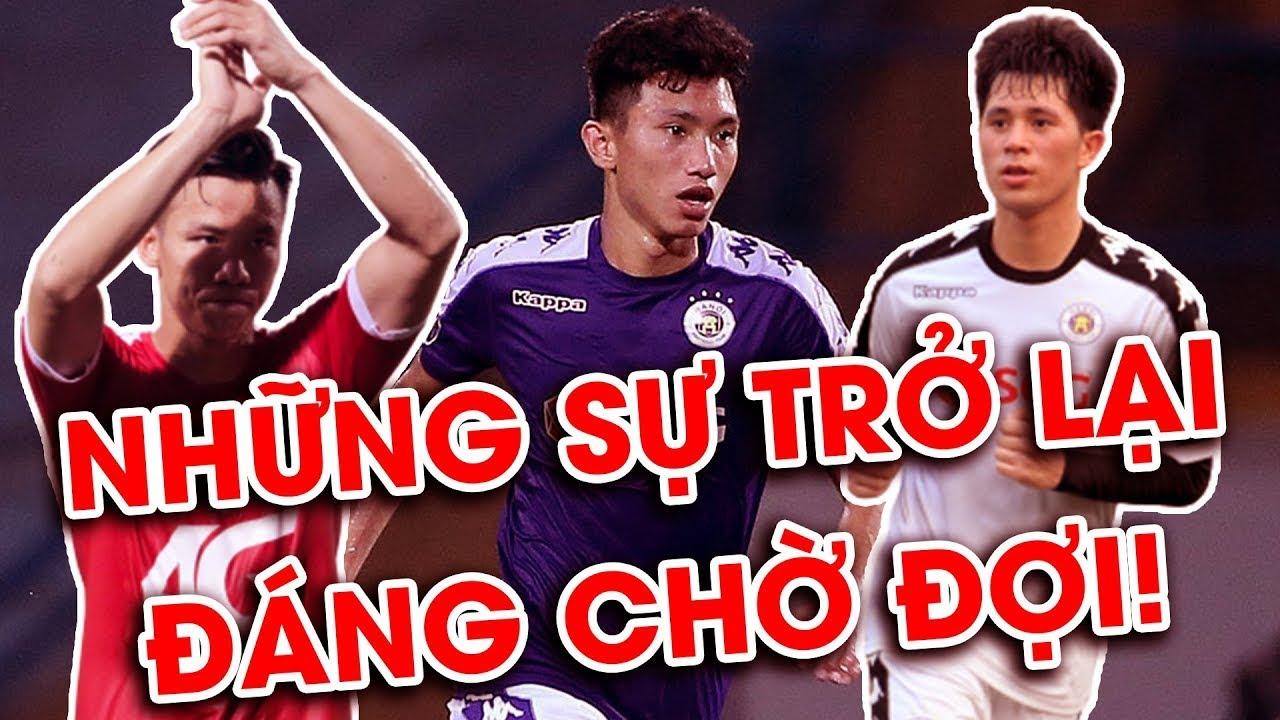 Đoàn Văn Hậu, Đình Trọng và những sự trở lại hứa hẹn tại V.League 2020   NEXT SPORTS