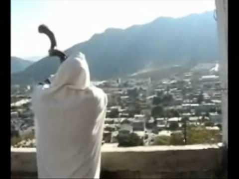 Llamada para el Shabat - Toque de Shofar - Pastor Germán Sabino