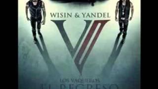 Wisin Y Yandel ft Jowell y Randy   Perreame (Los Vaqueros 2) REGGAETON 2011 LETRA