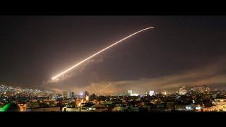 Удар по Сирии / Syria Air Strike / ضربة جوية سورية