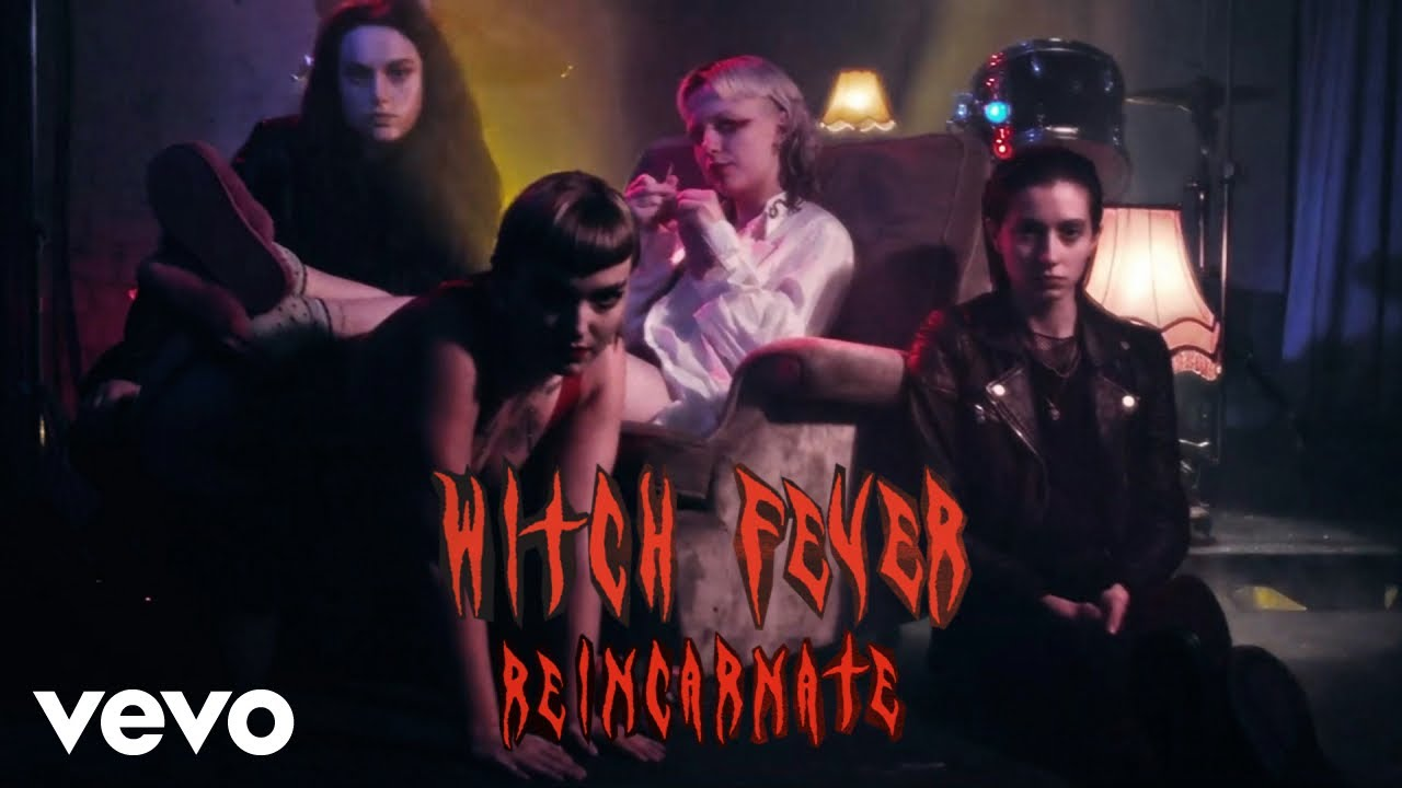 Music of the Day: Witch Fever - Reincarnate