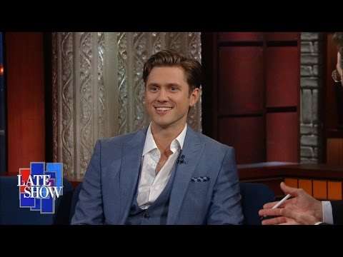 """Braindead"" Star Aaron Tveit Feared Alien Abduction As A Kid"