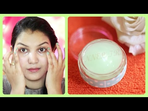 Thumbnail: Dark circles, wrinkles removal, anti ageing eye cream DIY/powerfull homemade under eye gel