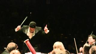 Dvorak - New World Symphony - 3rd Movement - Tito Muñoz/NEC Philharmonia Thumbnail