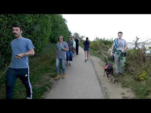 The Cliff Walk | Newport RI