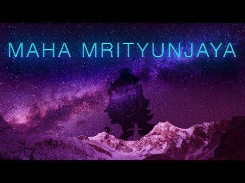 MAHA MRITYUNJAYA MANTRA IN FEMALE VOICE  | 21 Times | Cosmic Power Mantra for Healing Pain relief