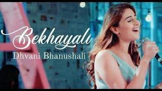 bekhayali-lyrics-female-version-ringtone-2019-kabir-singh