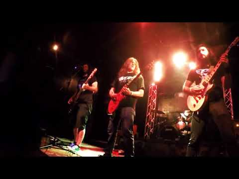 Frostfang - Oxblood live at The Warrior Tallahassee Florida