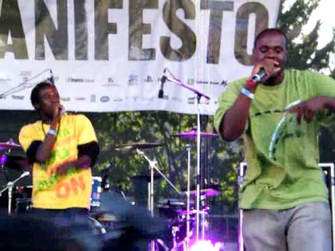 ManifesTO 2009: Lyrical Chemist, i.james.jones & Junia-T