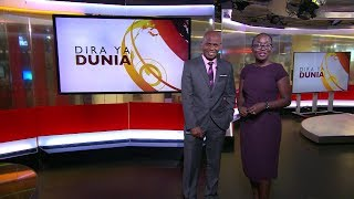 BBC DIRA YA DUNIA ALHAMISI 02.08.2018