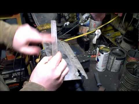 How to Clean a metal File Clogged with Aluminum