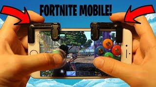 fortnite mobile builder