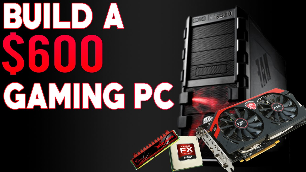 Budget Pc Build Gaming