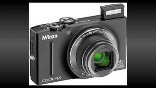 Nikon Coolpix S8200 - 16.1 Megapixel - 1920x1080 30p