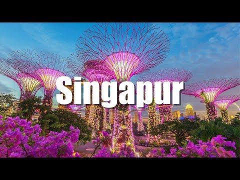 🇸🇬 Qué ver en SINGAPUR, el país más sorprendente de Asia