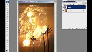 видео уроки работы с фотошопом CS5