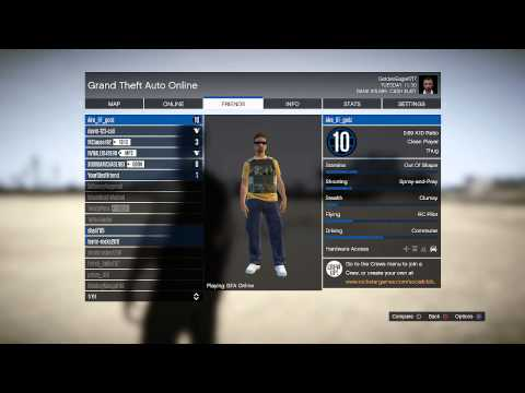 How to Start GTA Online - Jobs, Missions, Inviting Friends, etc. (GTA Online Explained)