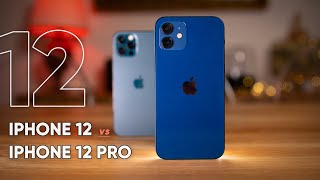 iPhone 12 vs 12 Pro: RECENSIONE e CONFRONTO