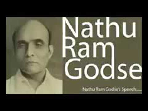 speech by nathuram godse in the Godse's statement is accessible on the internet in that speech, godse coldly laid  out his worldview, explaining coldly why he killed gandhi.