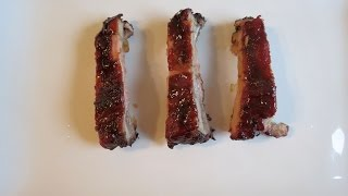 How To Cook Ribs In The Oven - Ribs In The Oven -- The Frugal Chef