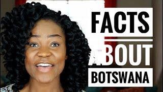 Amazing Facts about Botswana   Africa Profile   Focus on Botswana
