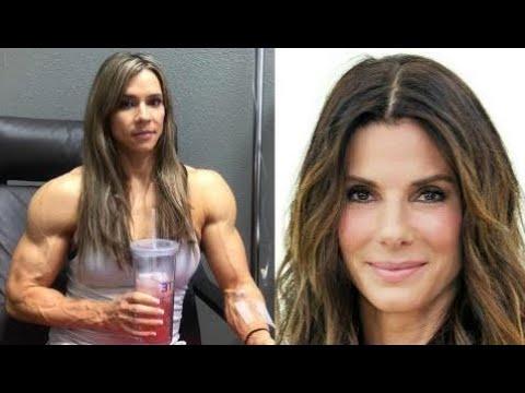 Sandra bullock pierde în greutate