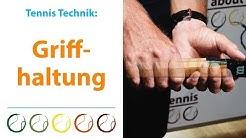 Tennis Griffhaltung - Die Griffe im Tennis - All about Tennis