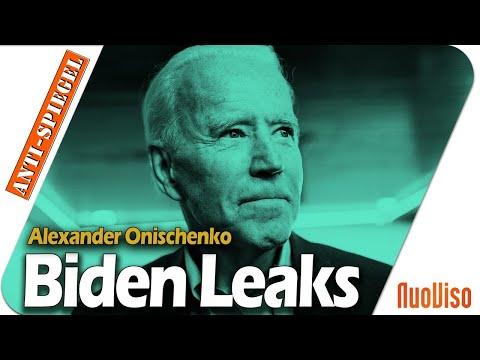 Insider packt aus Wie Biden und Soros in der Ukraine über 1,5 Mrd  erbeutet haben