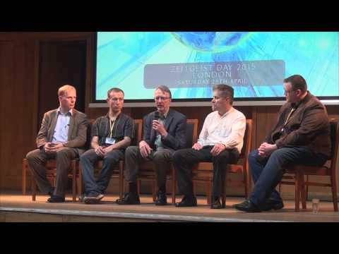 Z-Day London 2015 Part 4 - Third Industrial Revolution and Q & A