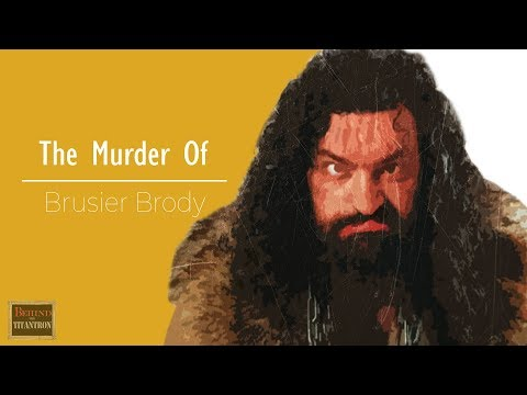 Behind The Titantron | The Murder of Bruiser Brody | Episode 6