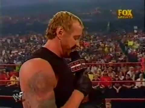 DDP WWF Debut (June, 18, 2001)