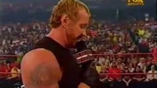 DDP WWF Debut (June, 18, 2001)