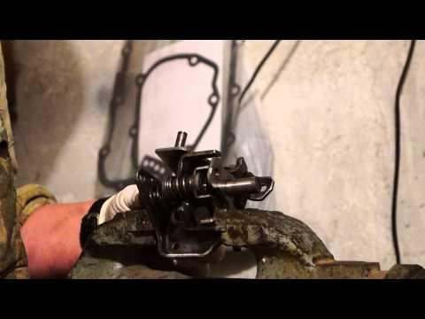 механизм переключения передач ВАЗ-2109