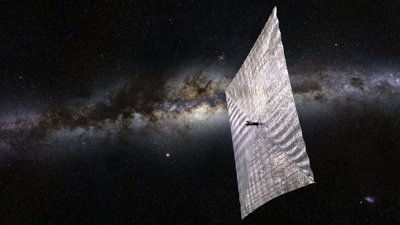 Resultado de imagen para light sail