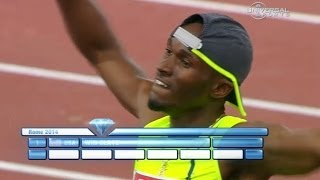 Claye beats Taylor in Triple Jump - Universal Sports