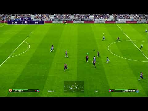 "Second game, another cheater ""zort"" - eFootball PES 2021 SEASON UPDATE 2020 