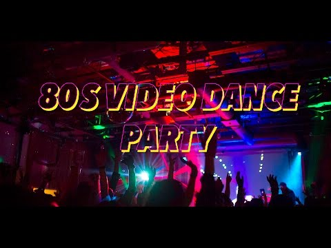 DJ Spencer Lee | 80s Video Dance Party | Williwaw