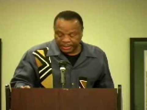 Dr. Molefi Asante: Toward the African Renaissance: A New Africa [2008]